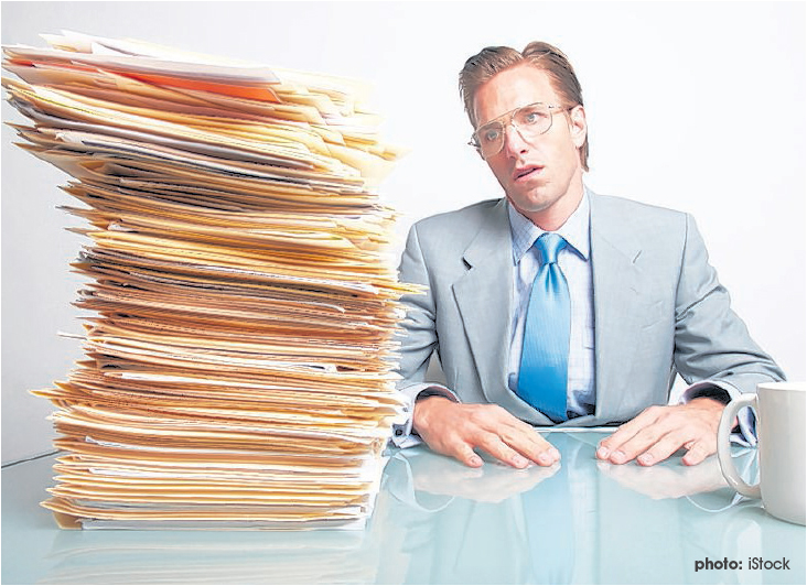 Seven tips on handling stress at work | Evangelicals Now
