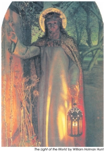 Companion of Exalted Jesus