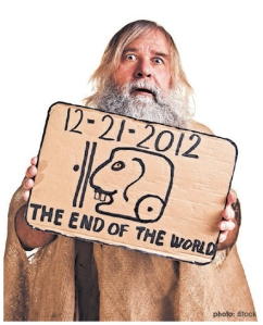 End of the world and 2012