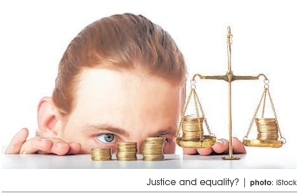 Justice Equality and Truth