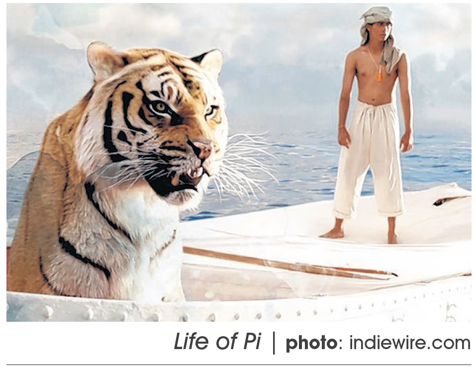 Life of pi film review evangelicals now for Life of pi cast