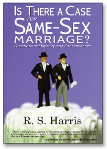 Is there a case for SSMarriage