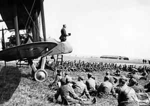 Gospel in WW1