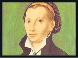 Katharine von Bora Luther, by Hollie Durmer |image: theologyforgirls.com