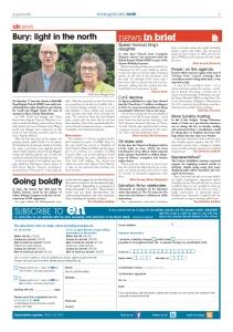 UK news page 3
